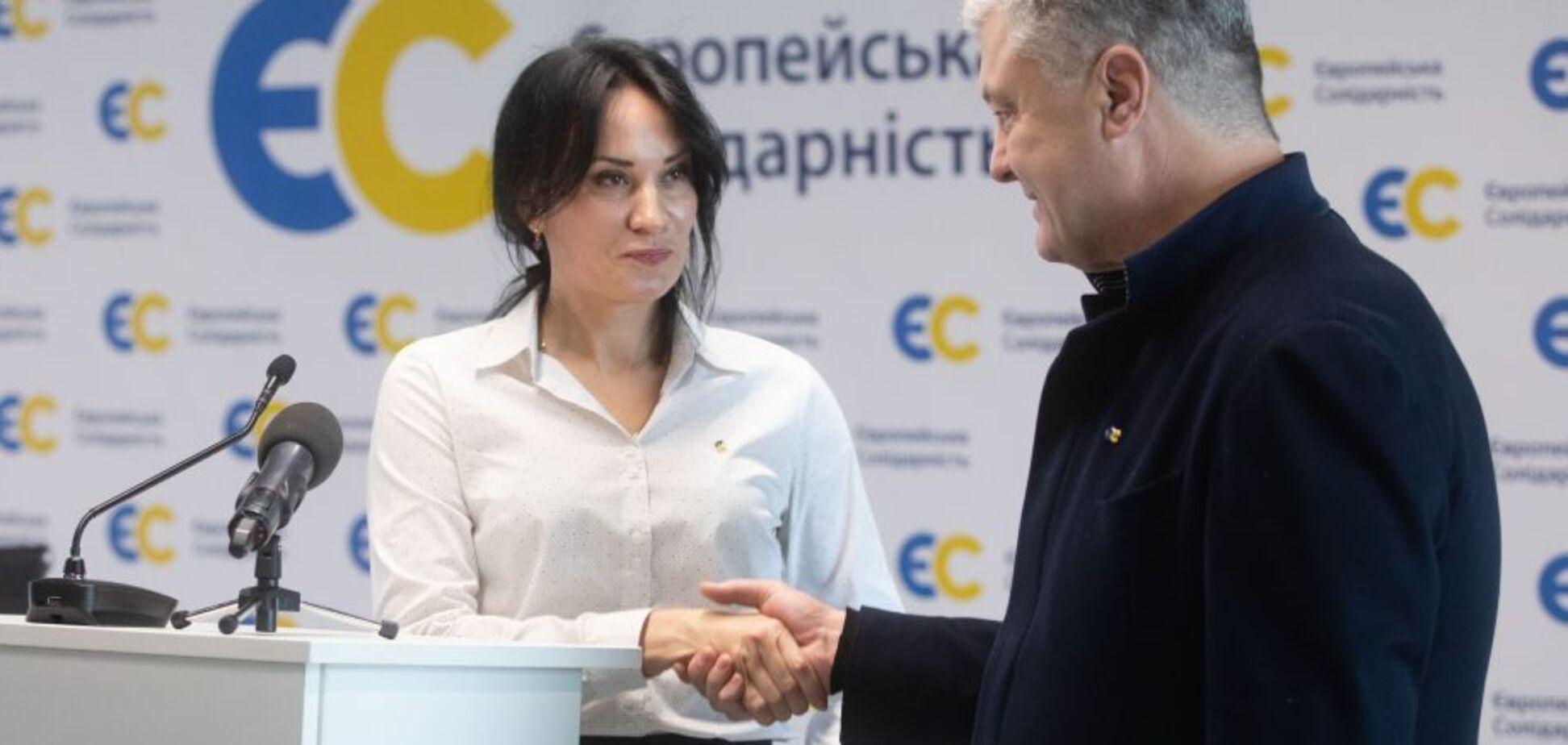 Марусю Звіробій висунули кандидатом на виборах народного депутата в Івано-Франківську