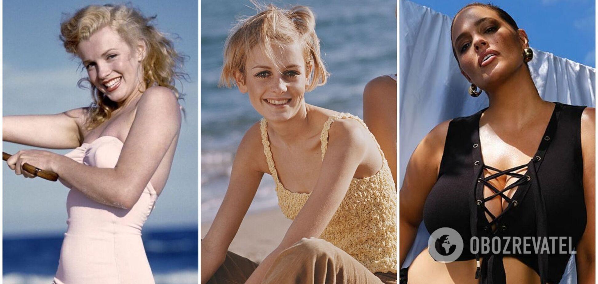 Как менялись женские тела от 1900-х до сегодня: фото идеалов красоты