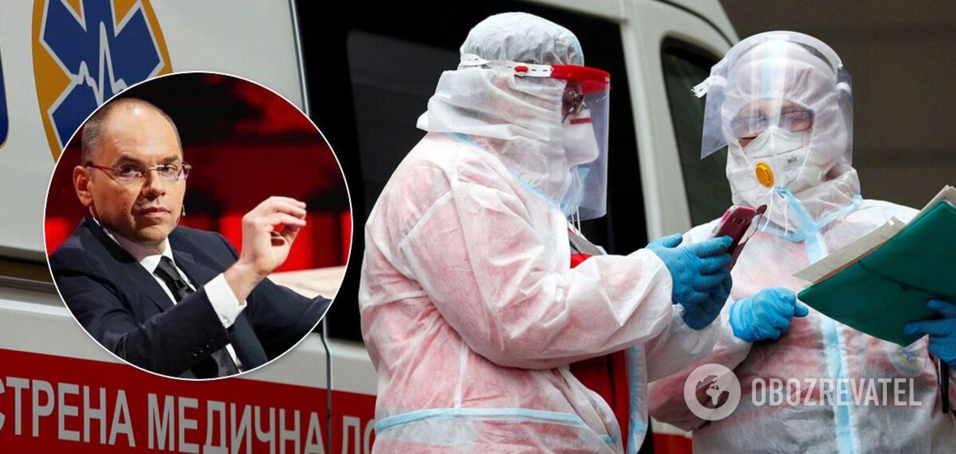 Украина занимает 34-е место в Европе по смертности от COVID-19, – Степанов