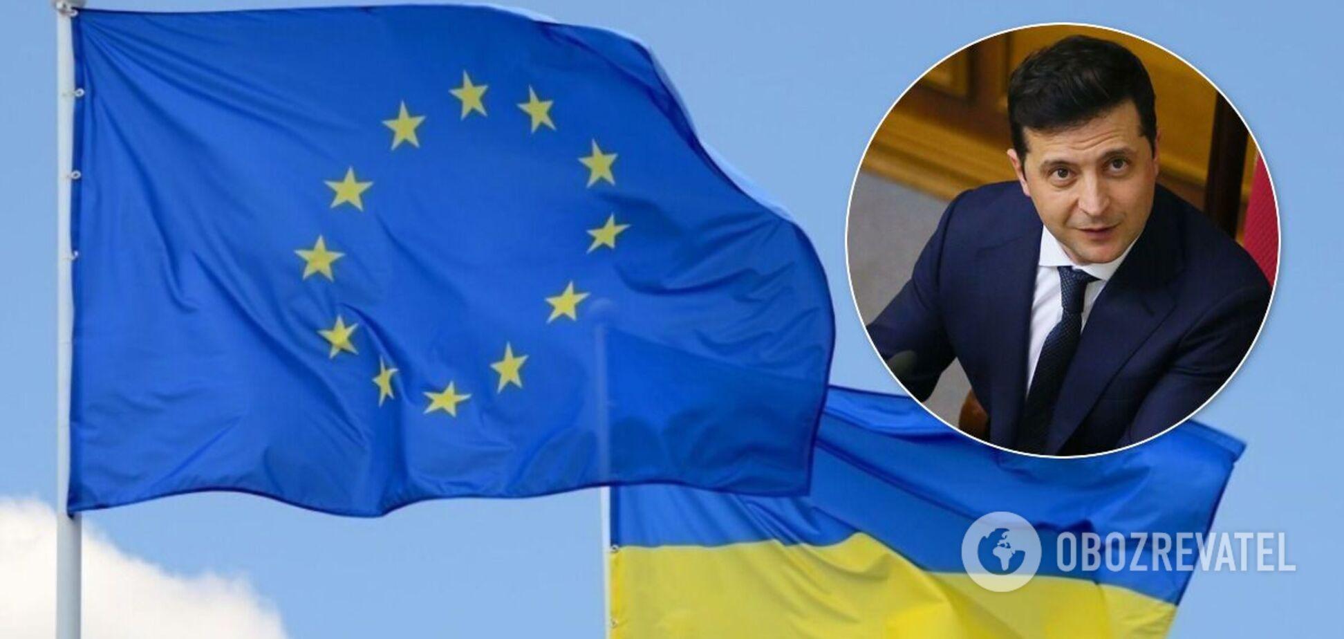 Зеленскому пообещали скорейшее предоставление 600 млн евро