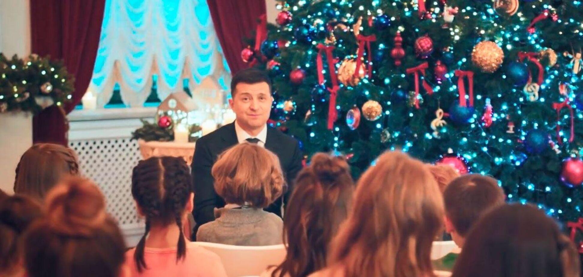 В ОП прокомментировали съемки детей в поздрвлении Зеленского