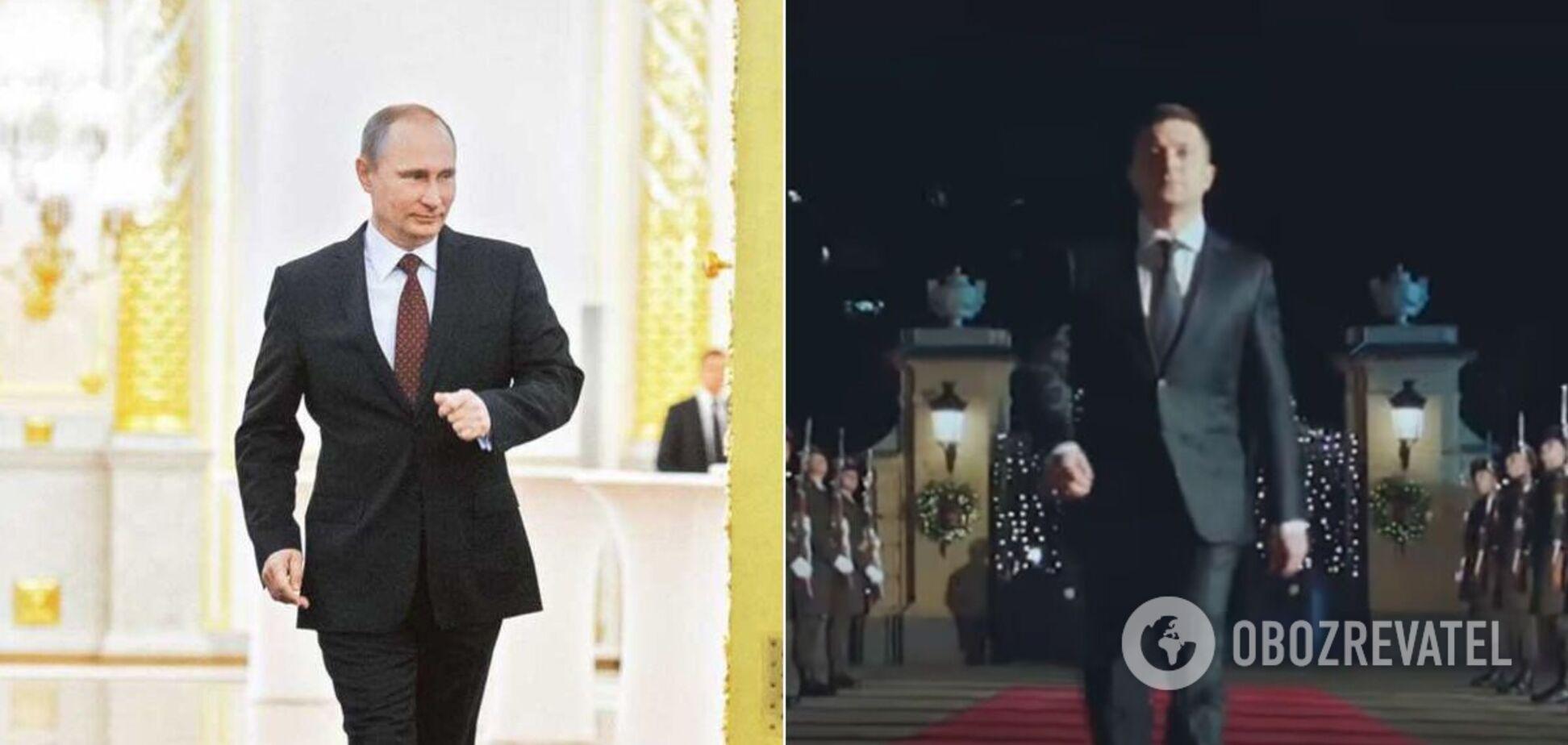 На думку Забужко, Зеленський скопіював Путіна