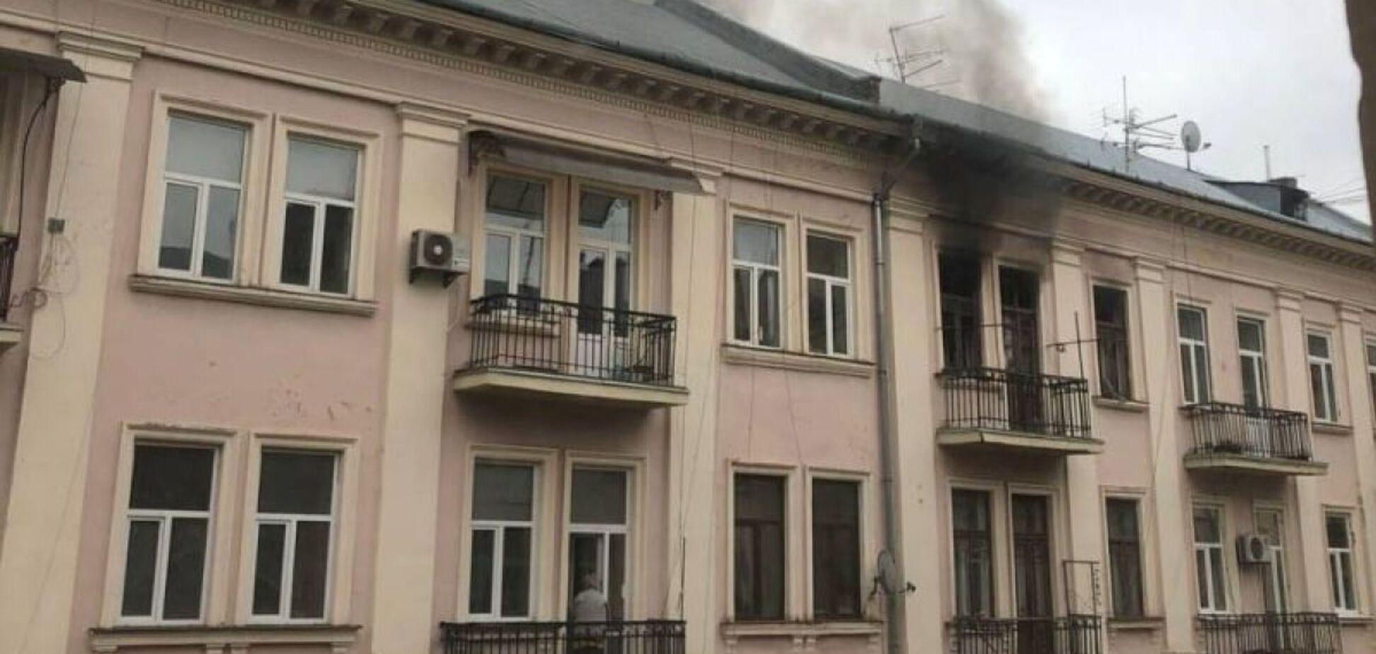 У Чернівцях в будинку вибухнув газ