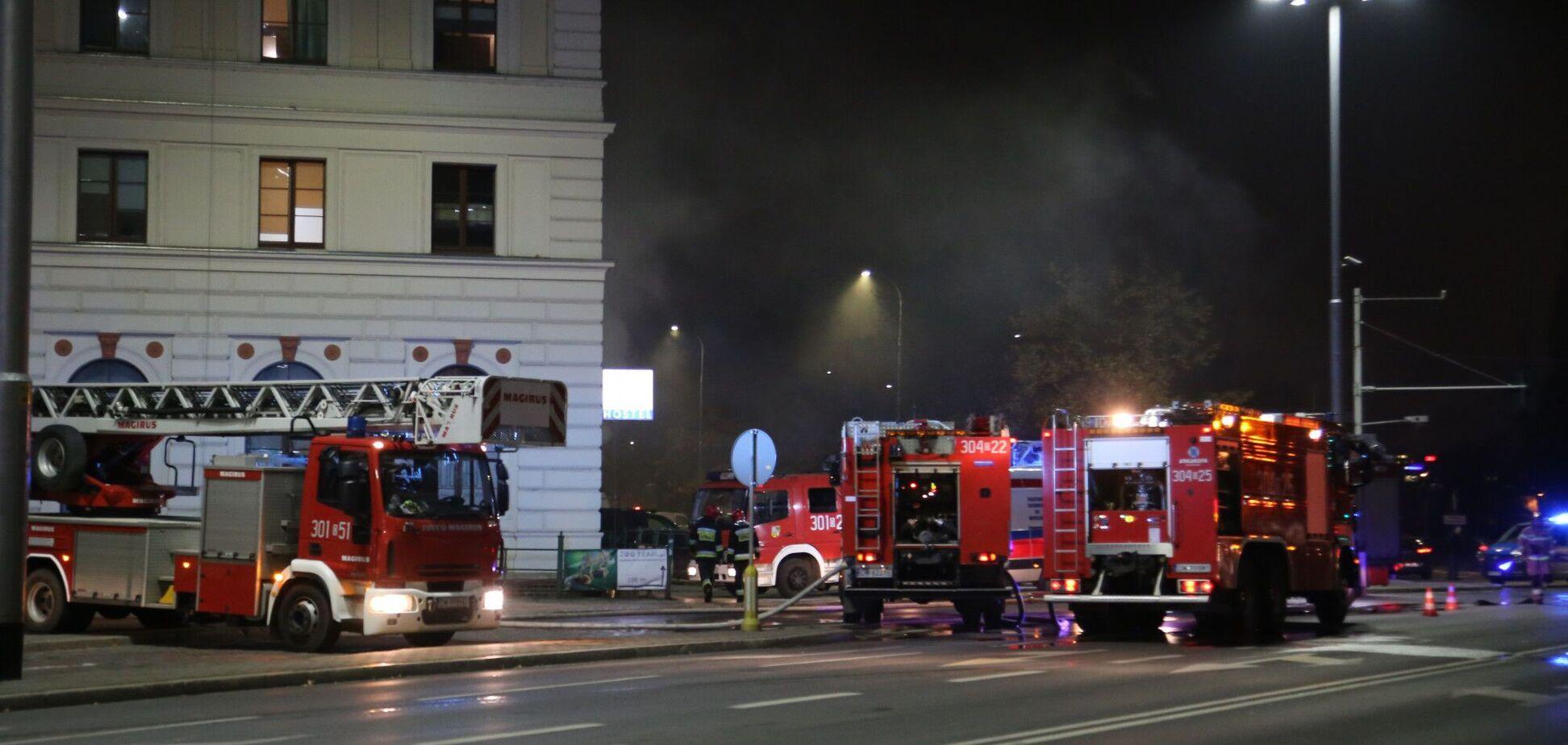 В Польше погиб украинец при пожаре