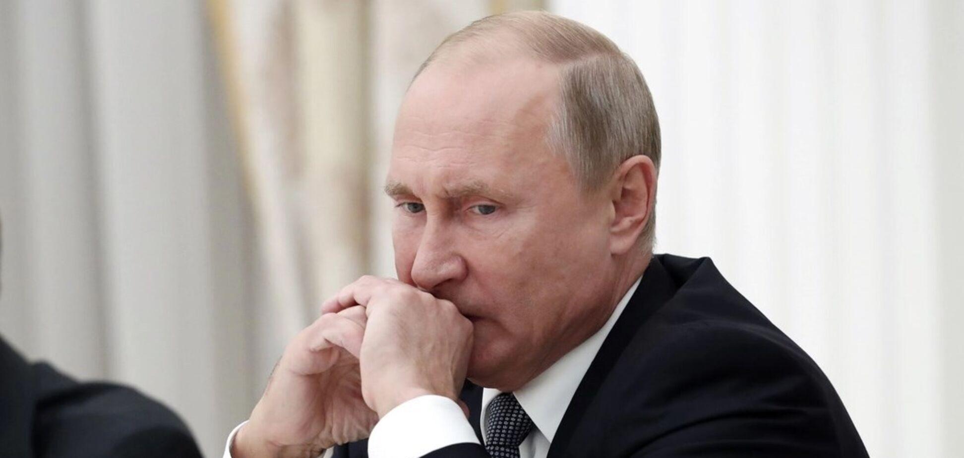 Ботокс, каблуки и 'новичок' Путину уже не помогут