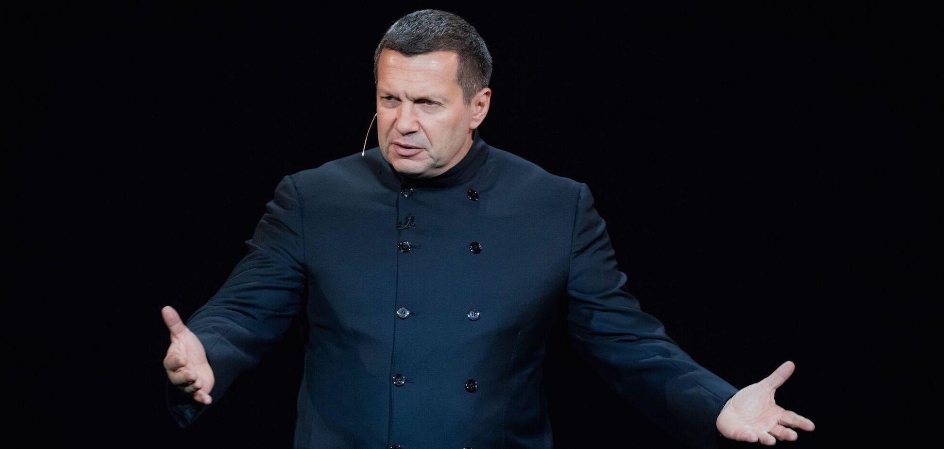 В российской газете посоветовали меньше смотреть пропагандиста Соловьева