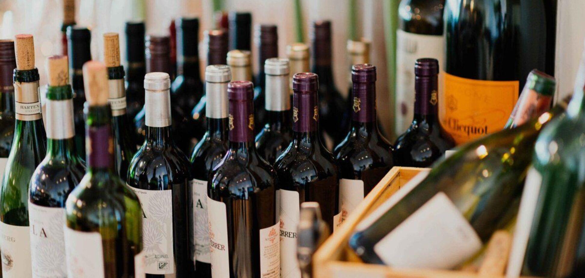 В Украине подорожает вино