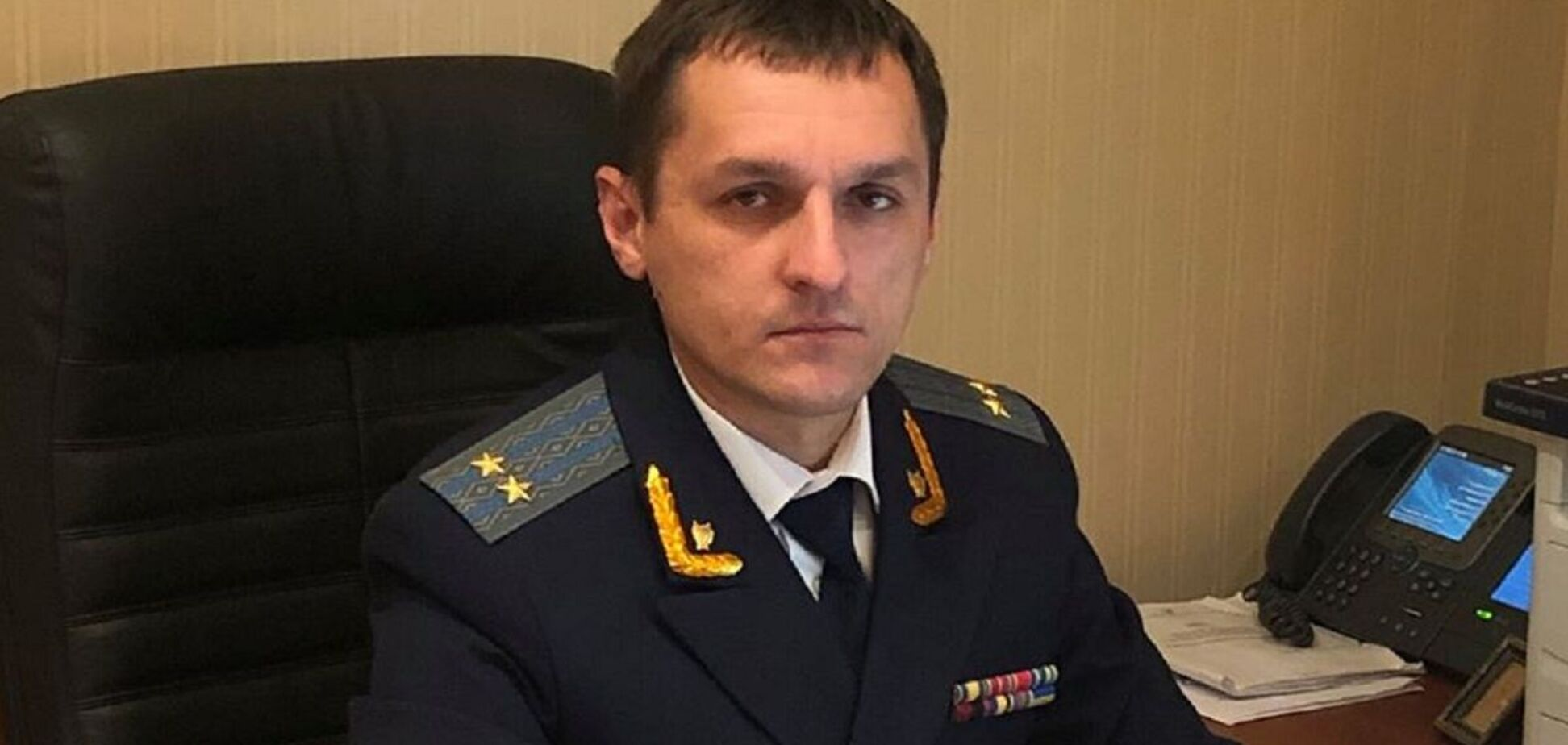 Заступник голови САП Максим Грищук