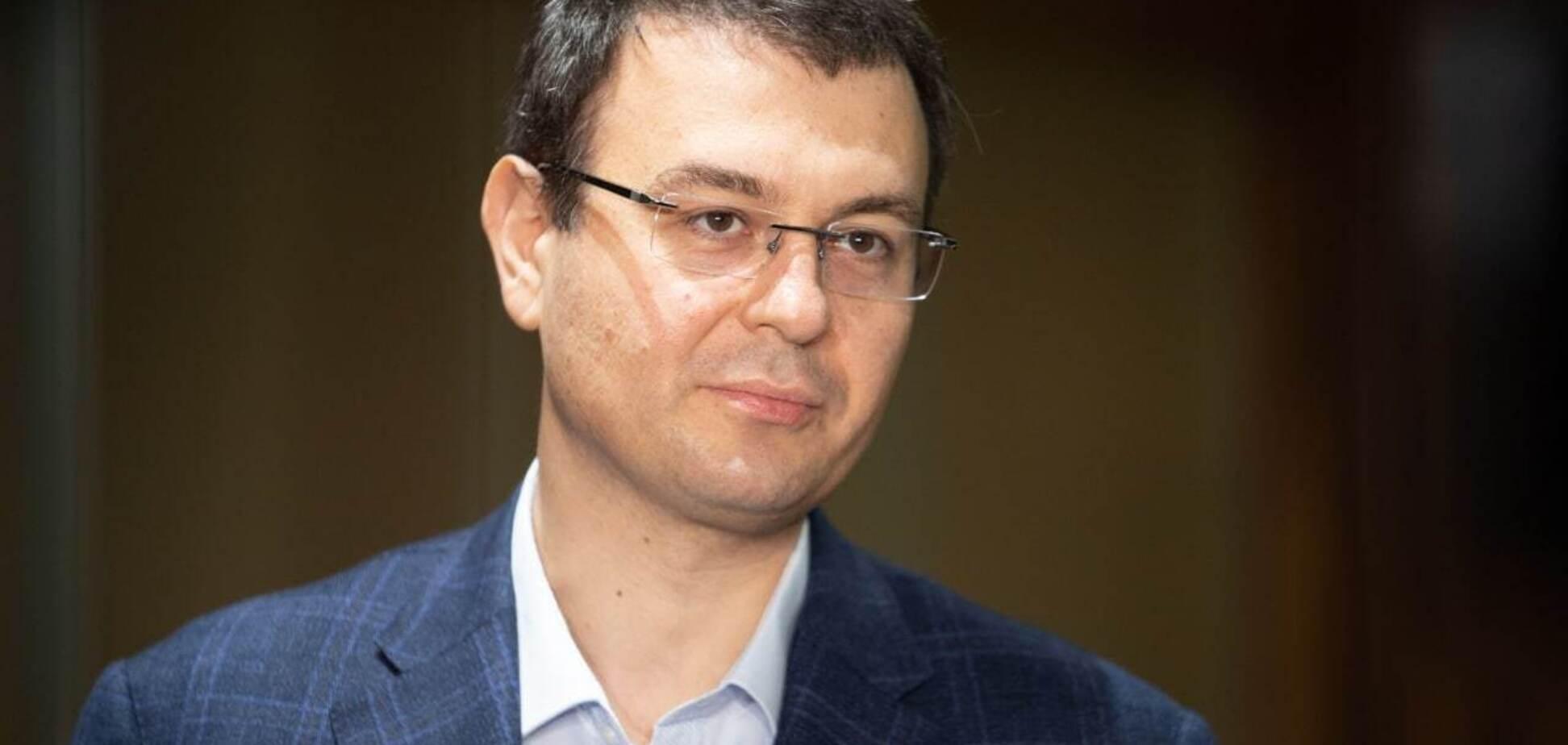 Обсяг тіньової економіки України становить половину ВВП, – Гетманцев