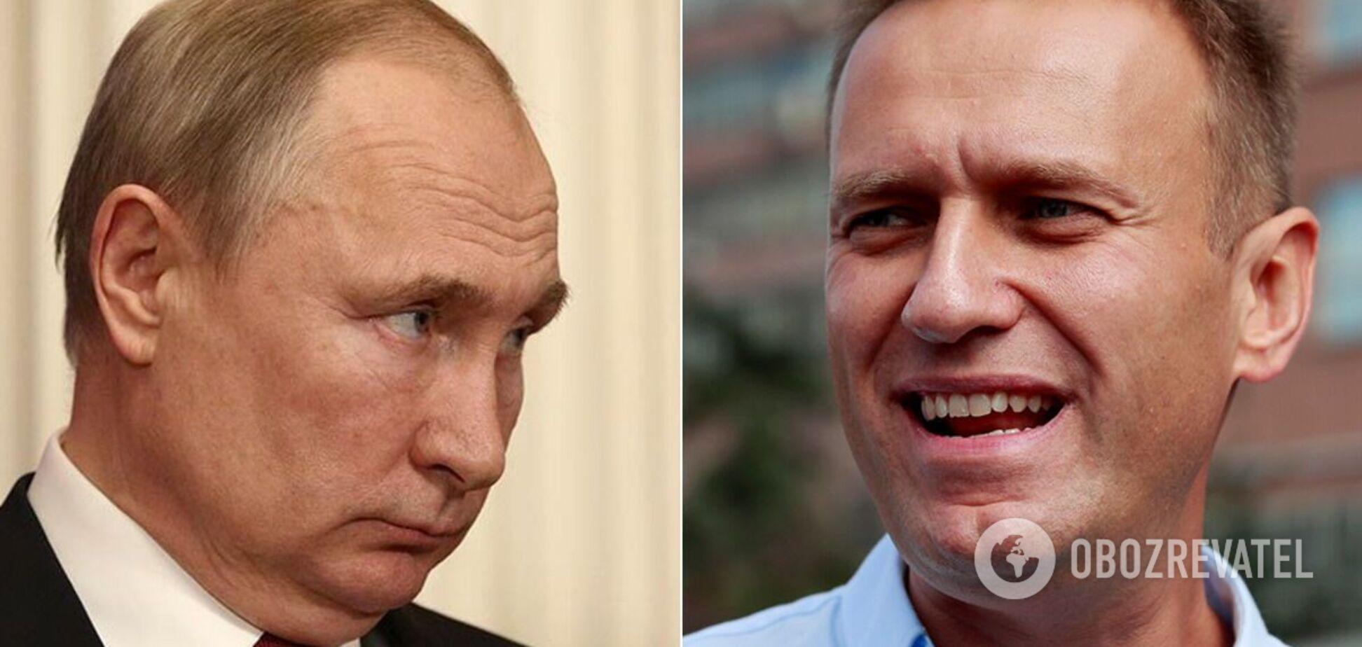 Шендерович не считает Навального 'Путиным 2.0'