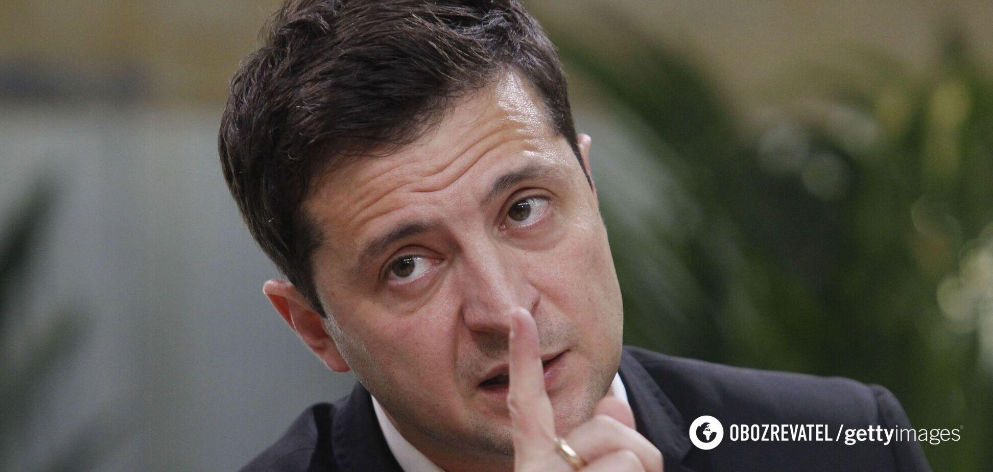 Зеленский о референдуме: старые политики испугались, мы дали людям власть