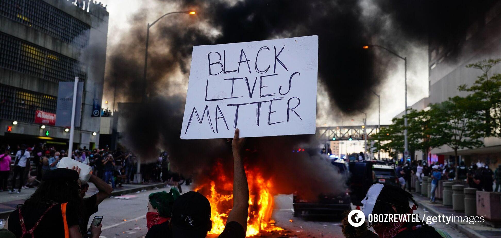 Рух Black Lives Matter висунули на Нобелівську премію миру