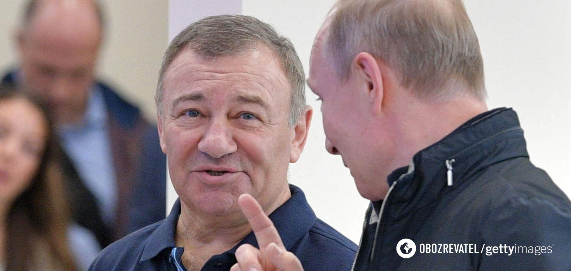 У Росії назвали 'власника' палацу Путіна в Геленджику