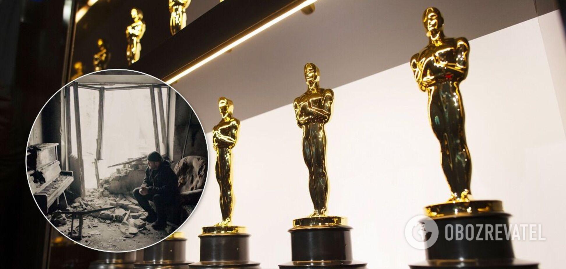 Украинские фильмы смогут побороться за 'Оскар'