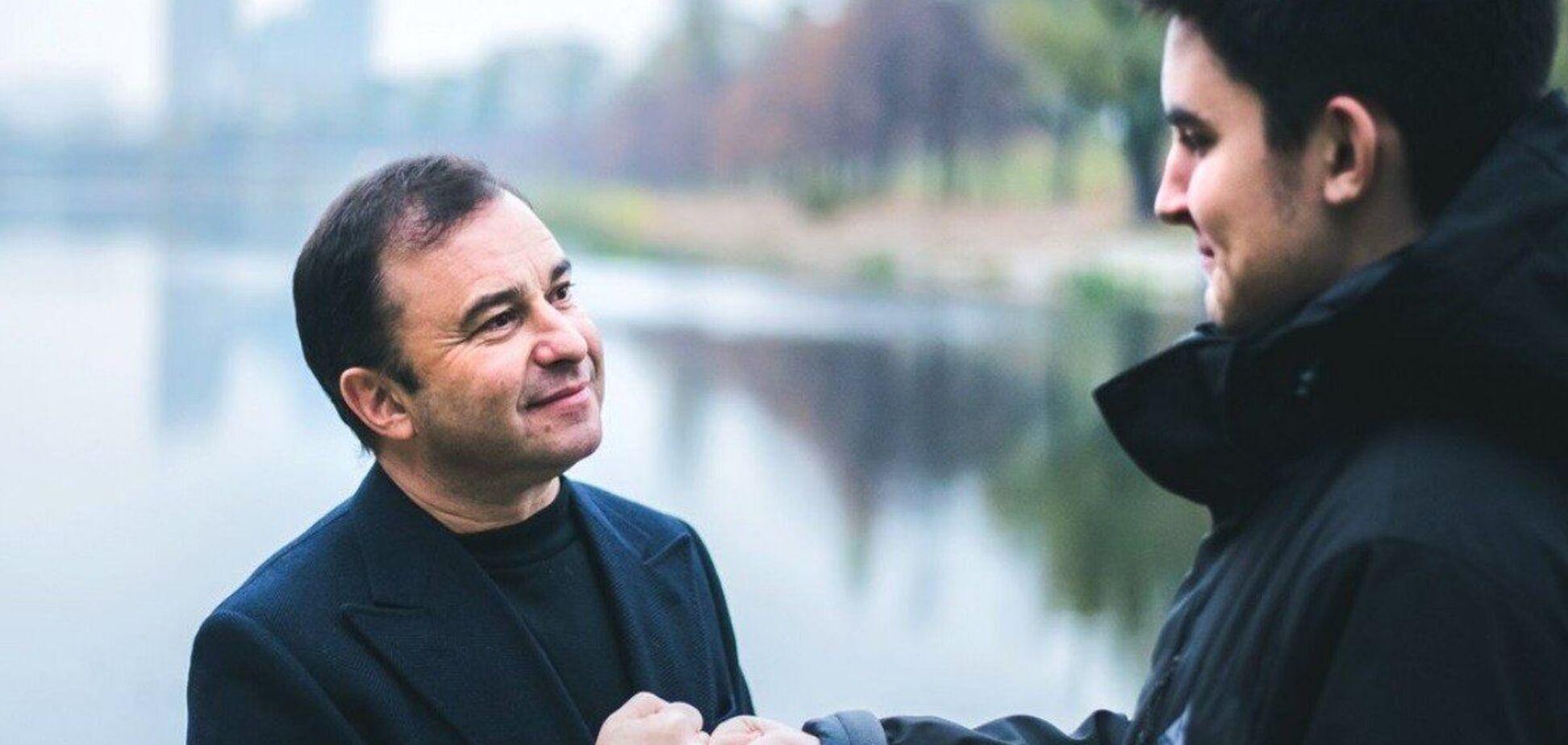 Виктор Павлик вспомнил покойного сына