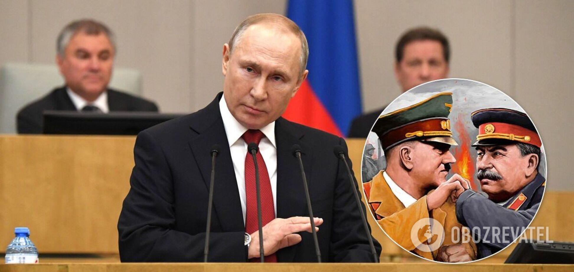 Кремль принуждает Россию жить в выдуманной реальности