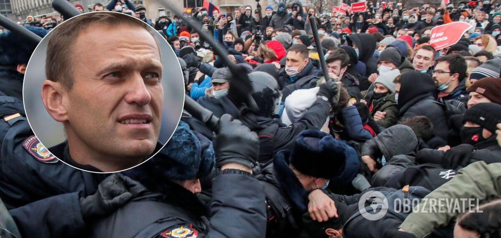 Русский марш, или Протесты по-русски