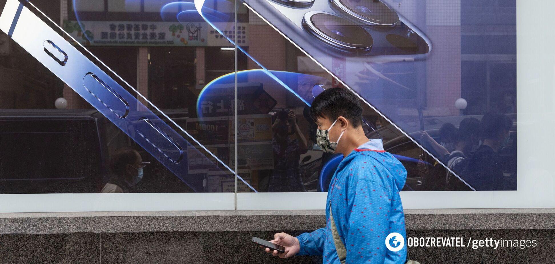 У iPhone 13 будет сканер отпечатков пальцев под экраном