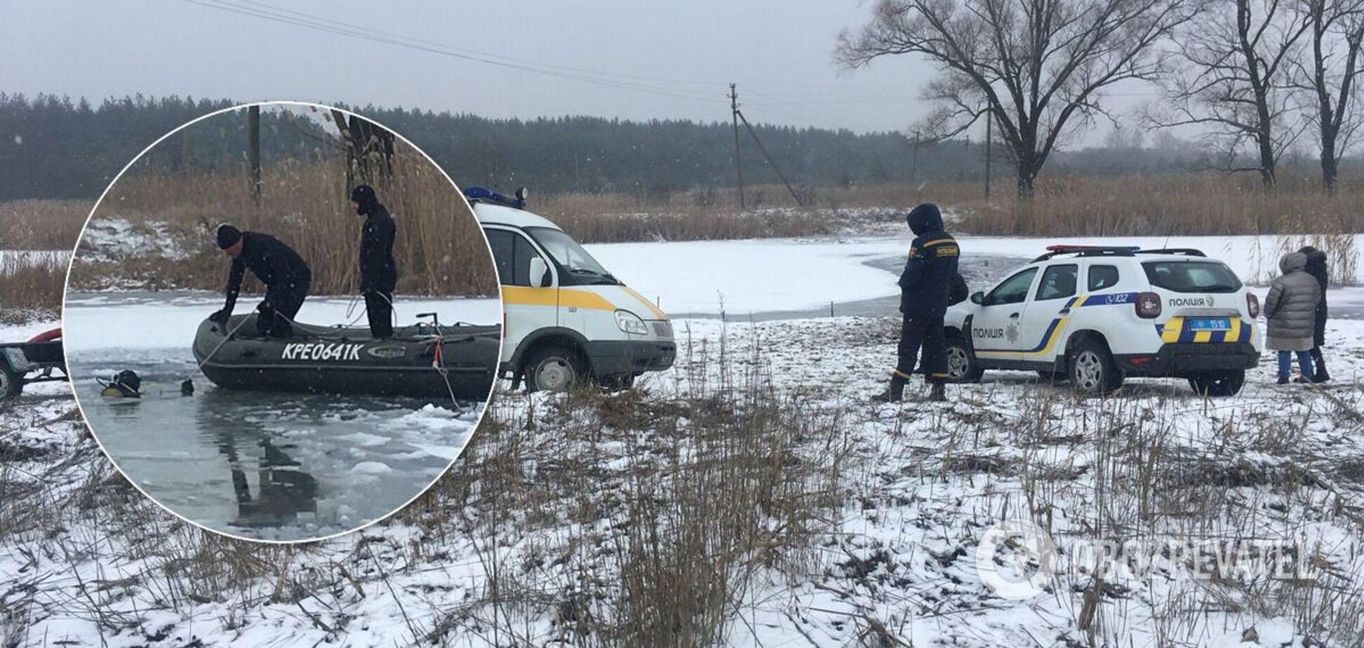 У селі Писарівка витягли тіла двох жінок