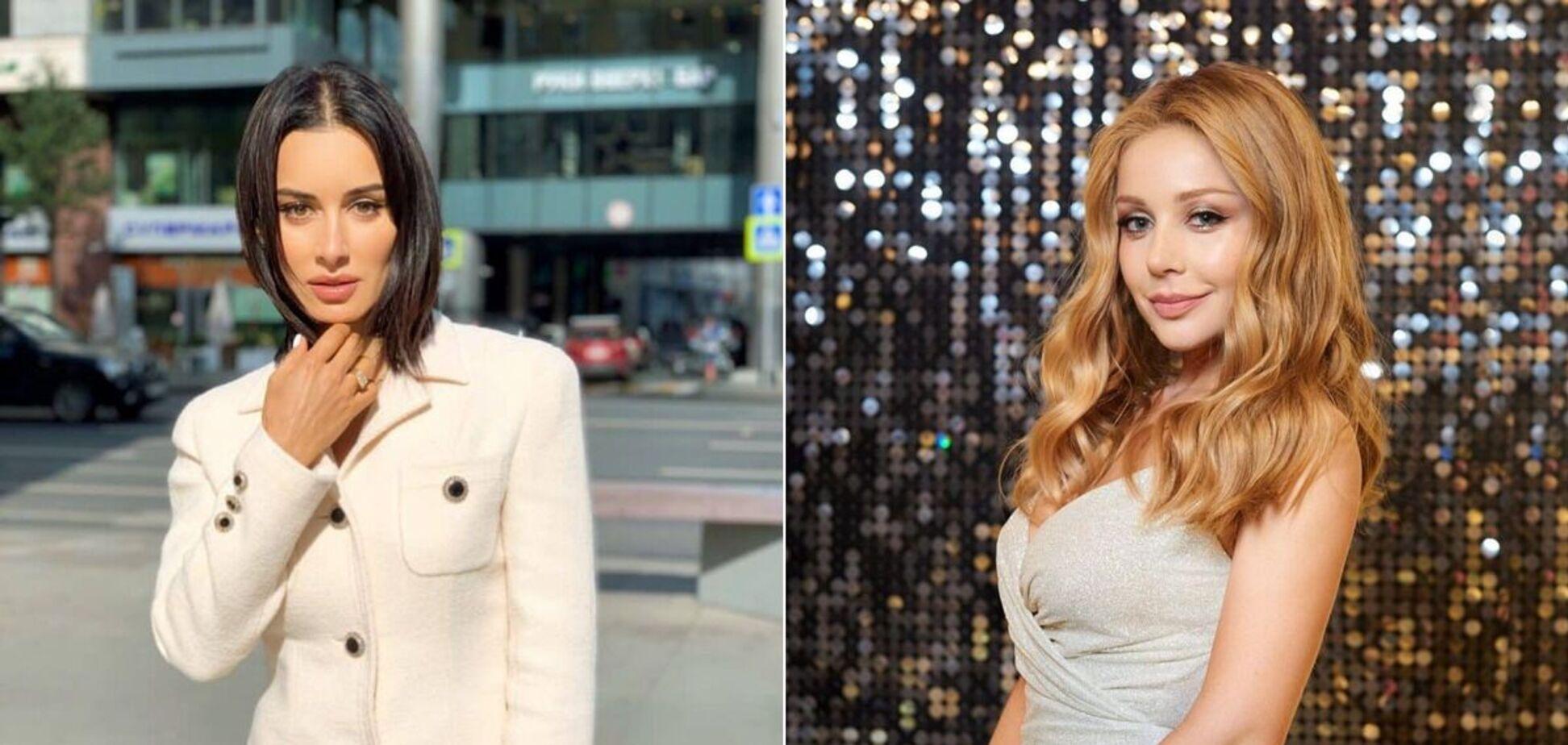 Тина Кароль и Тина Канделаки появились на публике в одинаковых платьях: сколько стоит наряд