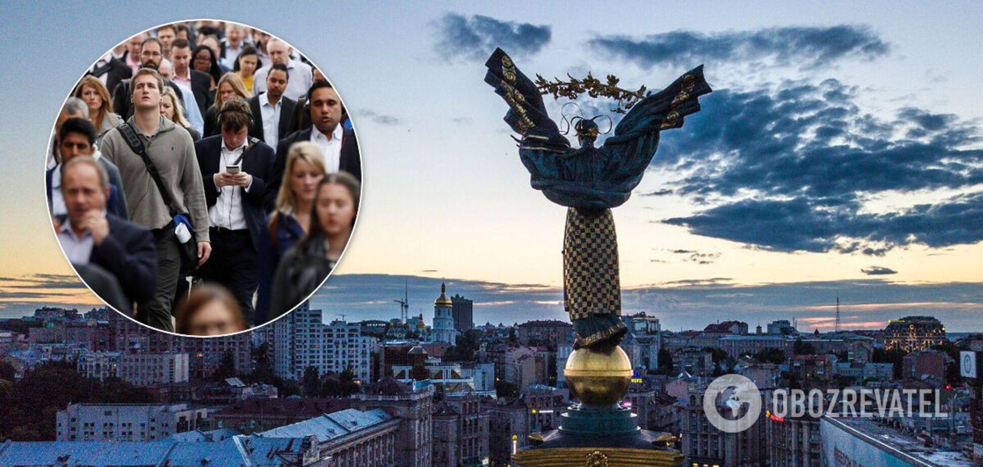 2020 год показал увеличение процента несчастливых украинцев, – Паниотто