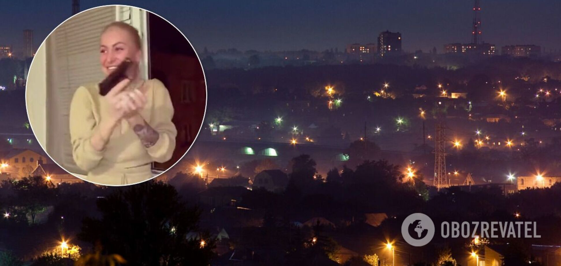 У Харкові дівчина похвалилася стріляниною у відчинене вікно по місту. Відео