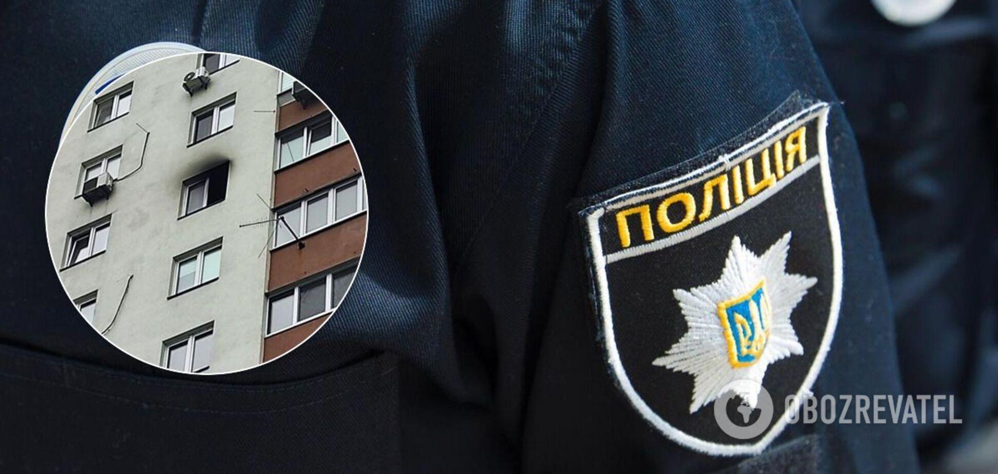 Поліція вилучила записи відеокамер