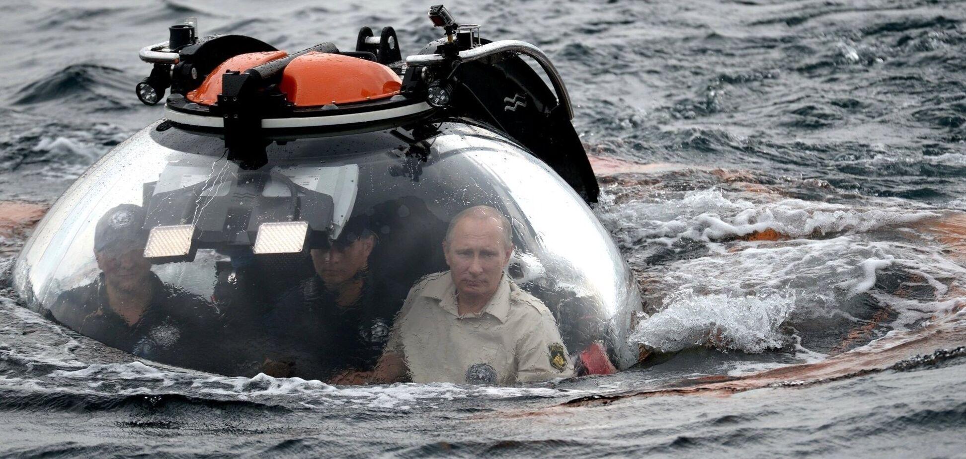 Путин может вернуть Крым Украине за месяц, – Обухов