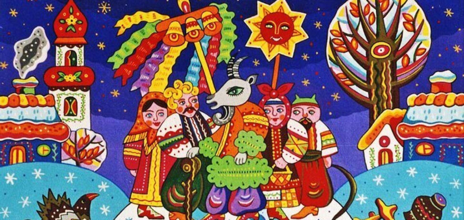 7 января Рождество в Украине отмечают православные и греко-католики