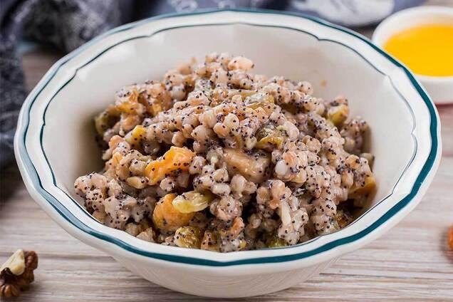 Кутя з пшениці: покроковий класичний рецепт