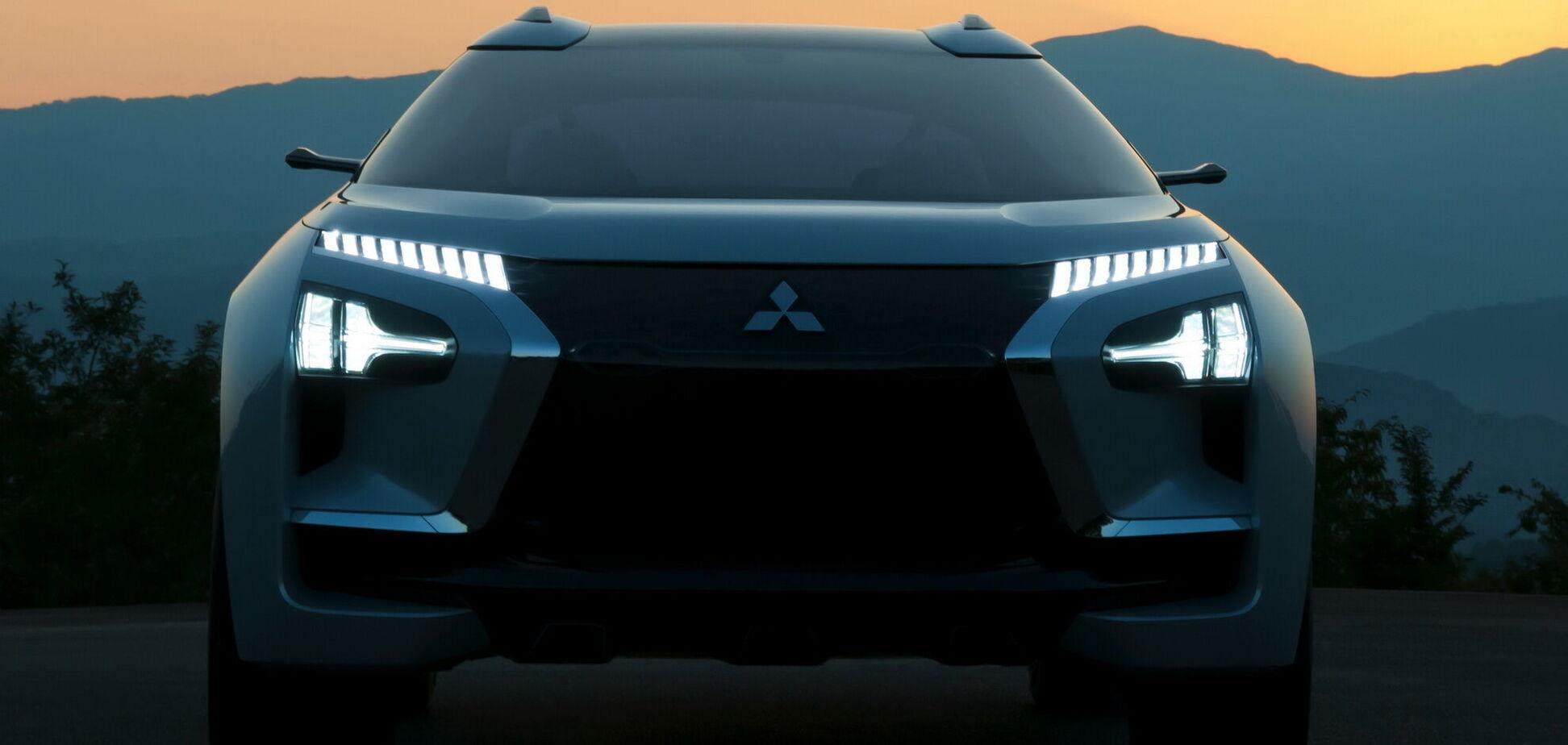 Mitsubishi відродить легендарне ім'я Evolution