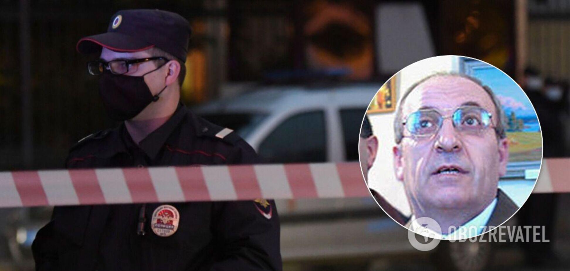 В Перми нашли застреленным Ашота Саркисяна