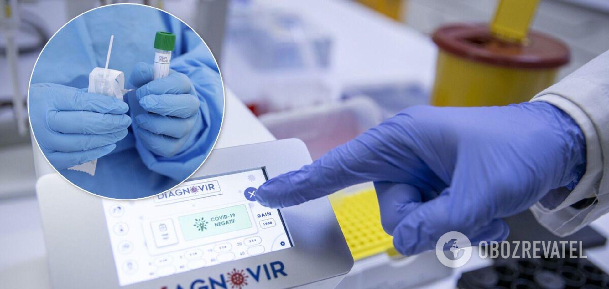 В Турции создали прибор для диагностики COVID-19 вместо ПЦР-тестов
