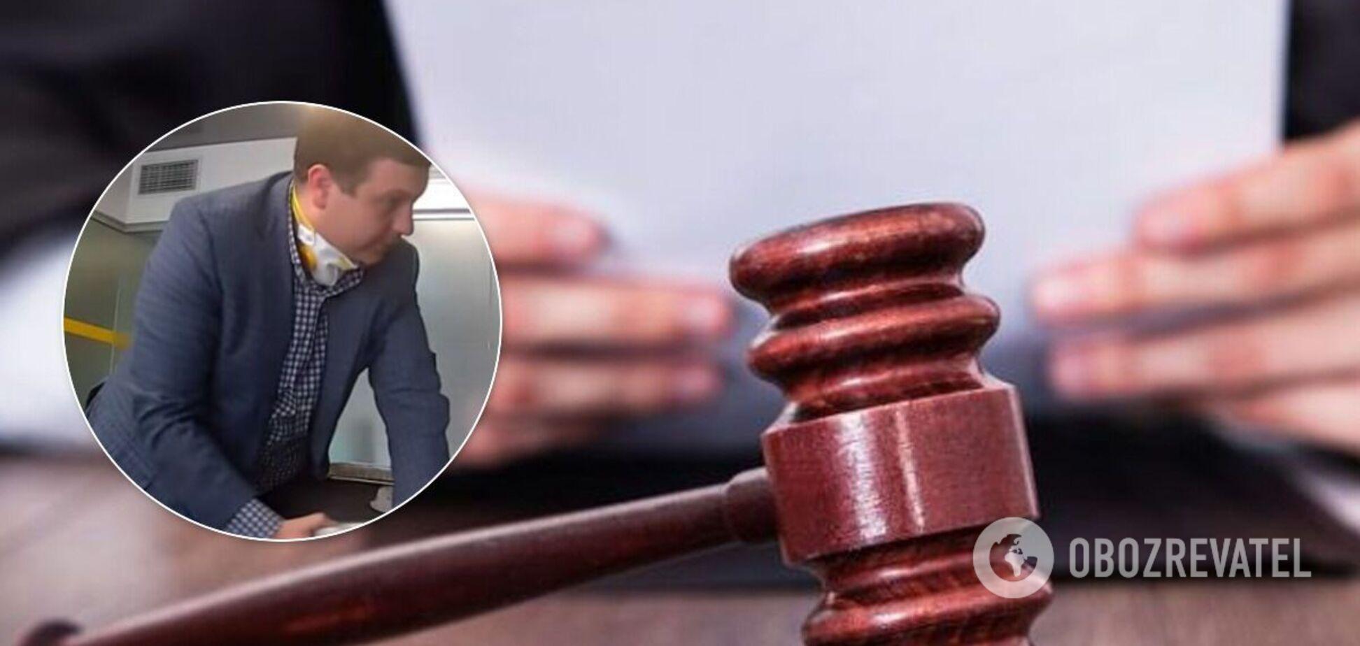 Суд повернув на посаду Андрія Парасочку