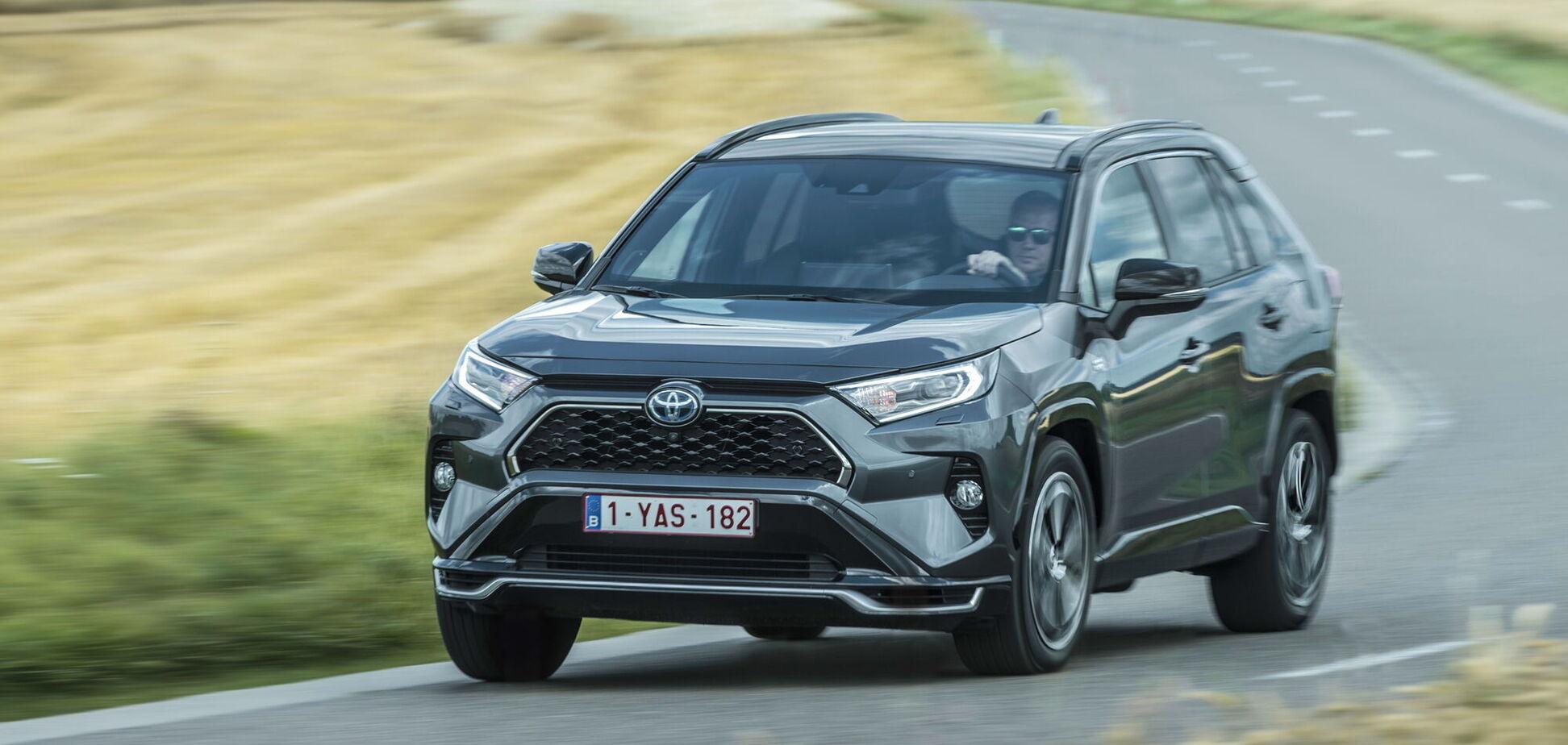 Український ринок нових легкових авто скоротився на 3%