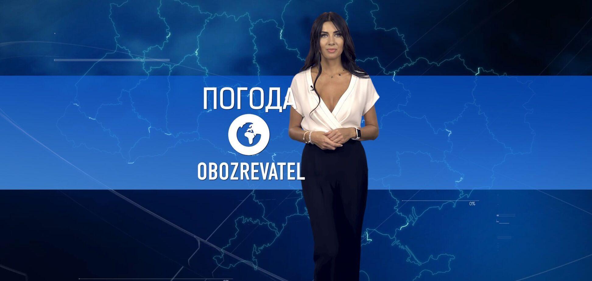 Прогноз погоди в Україні на вівторок 5 січня, з Алісою Мярковською