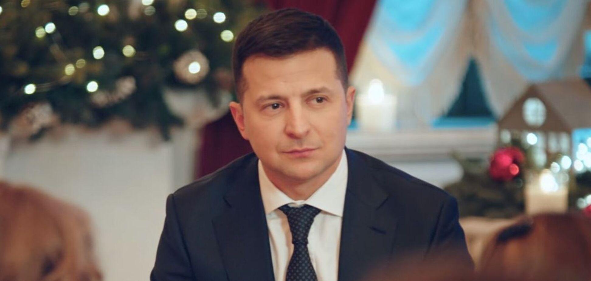 Лариса Волошина розкритикувала новорічне привітання Володимира Зеленського