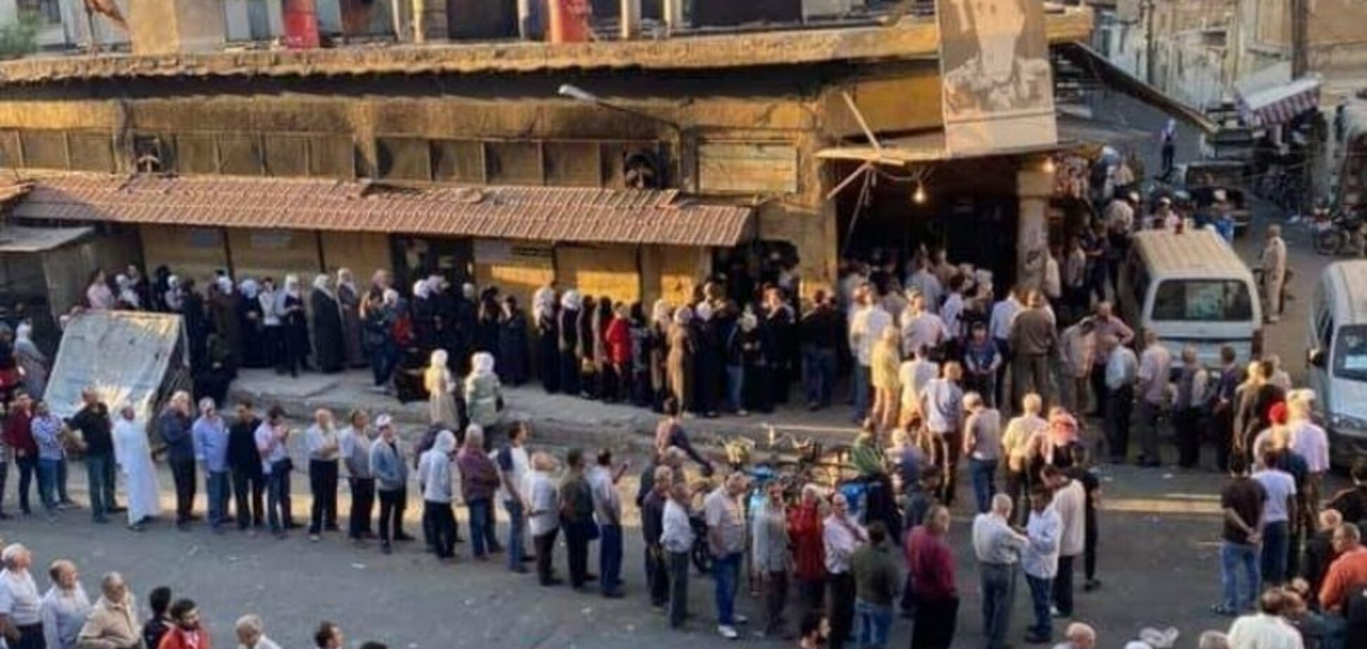 Хлебная катастрофа в Сирии: Путин виновен так же, как и диктатор Башар Асад