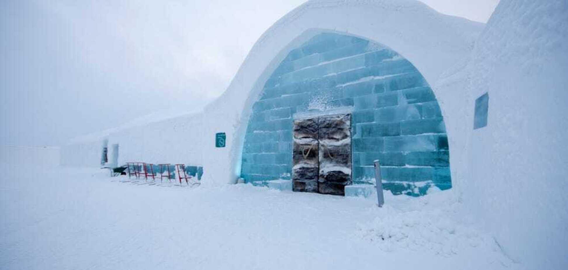 У Швеції знову відкрили готель із льоду: який вигляд він має