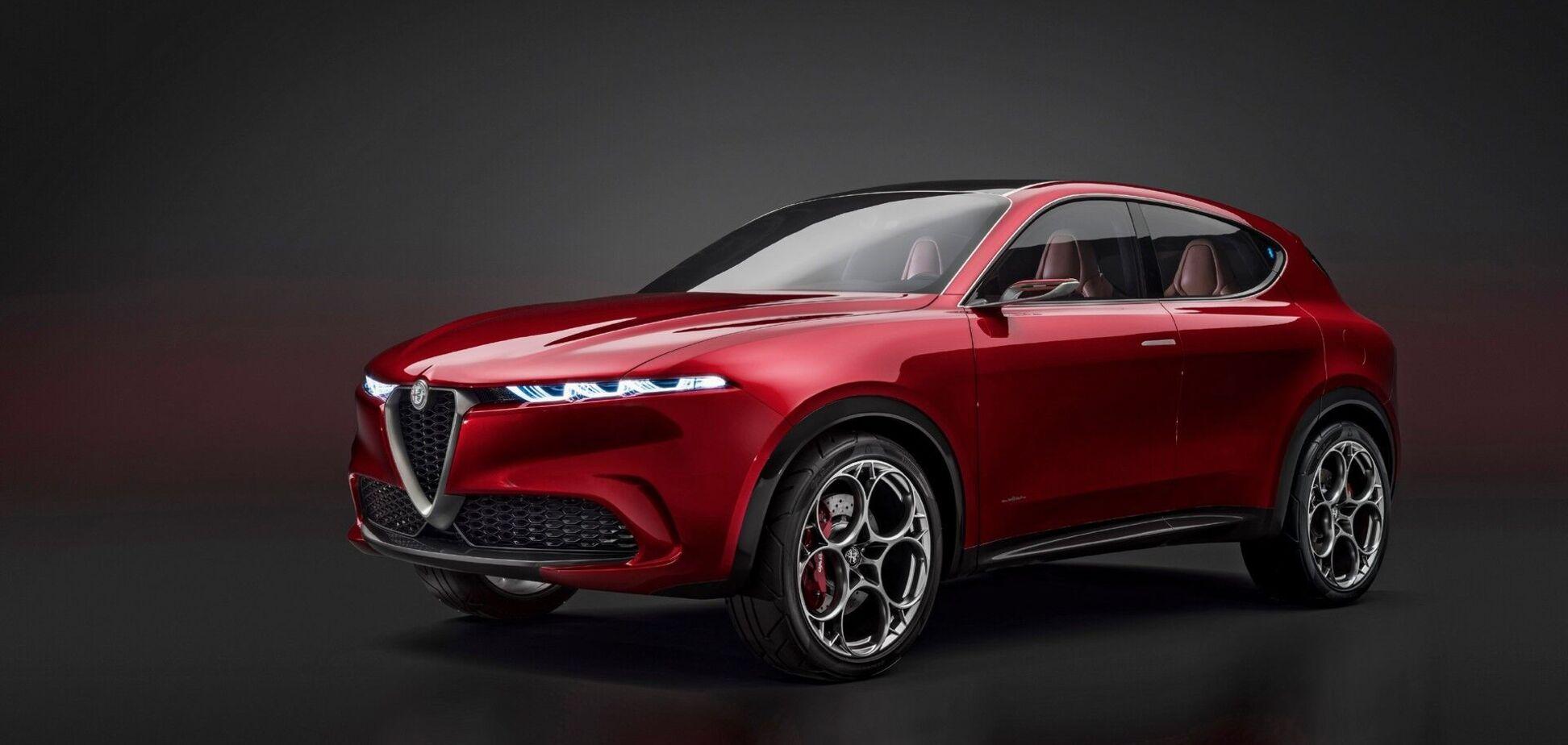 Новий кросовер Alfa Romeo з'явиться до кінця нинішнього року
