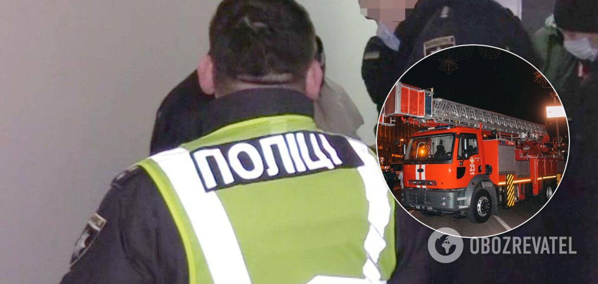 У Києві чоловік зарізав знайомого та підпалив його в квартирі: з'явилися нові деталі