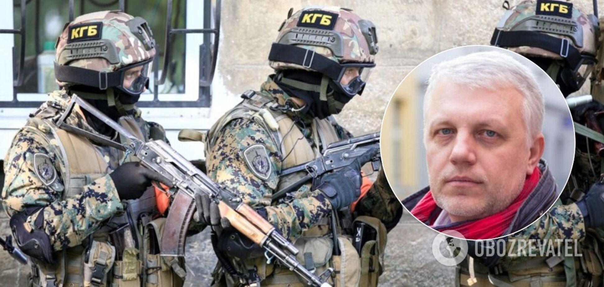 В МВД отреагировали на версию с КГБ Беларуси по делу Шеремета