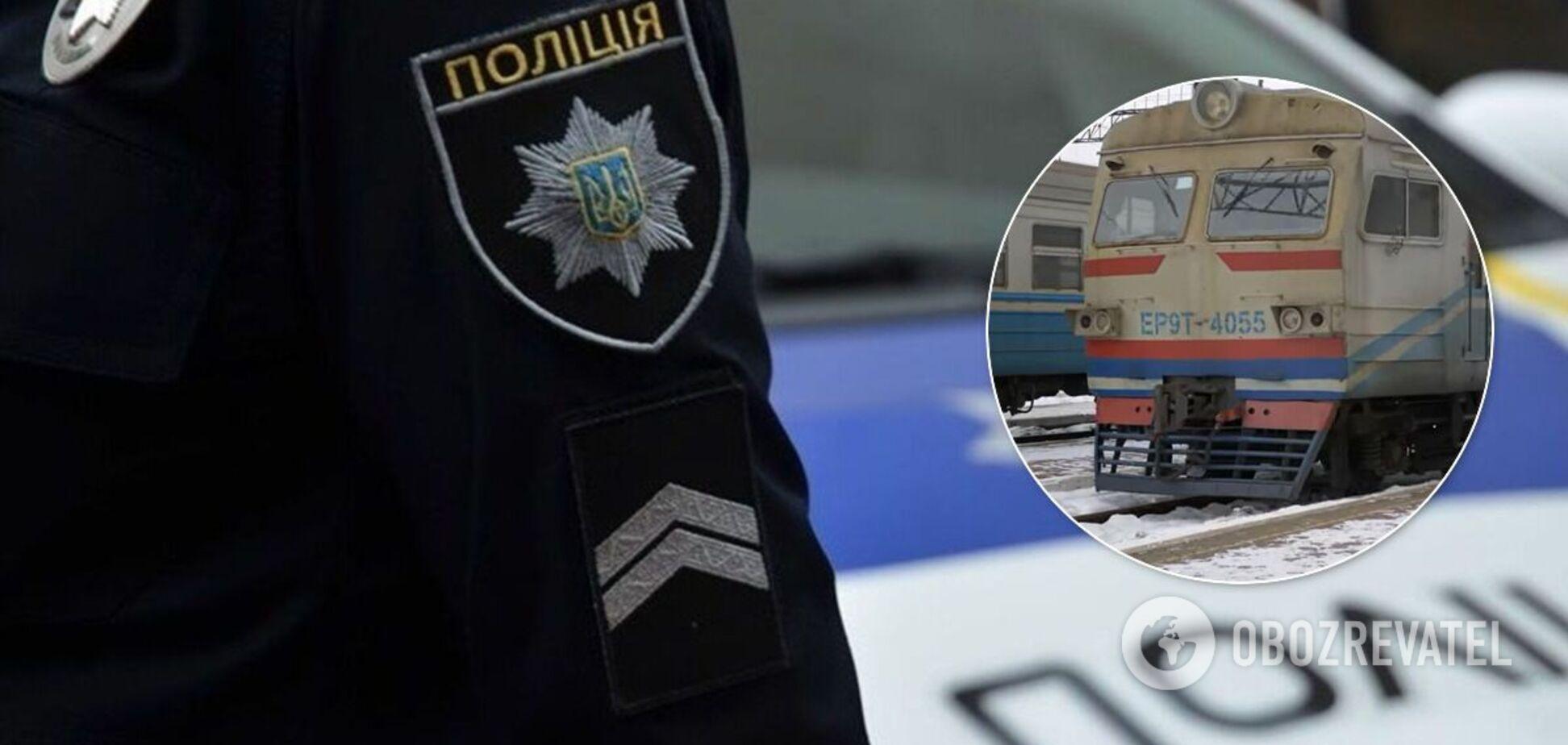 В електричці Ніжин – Київ знайшли тіло чоловіка