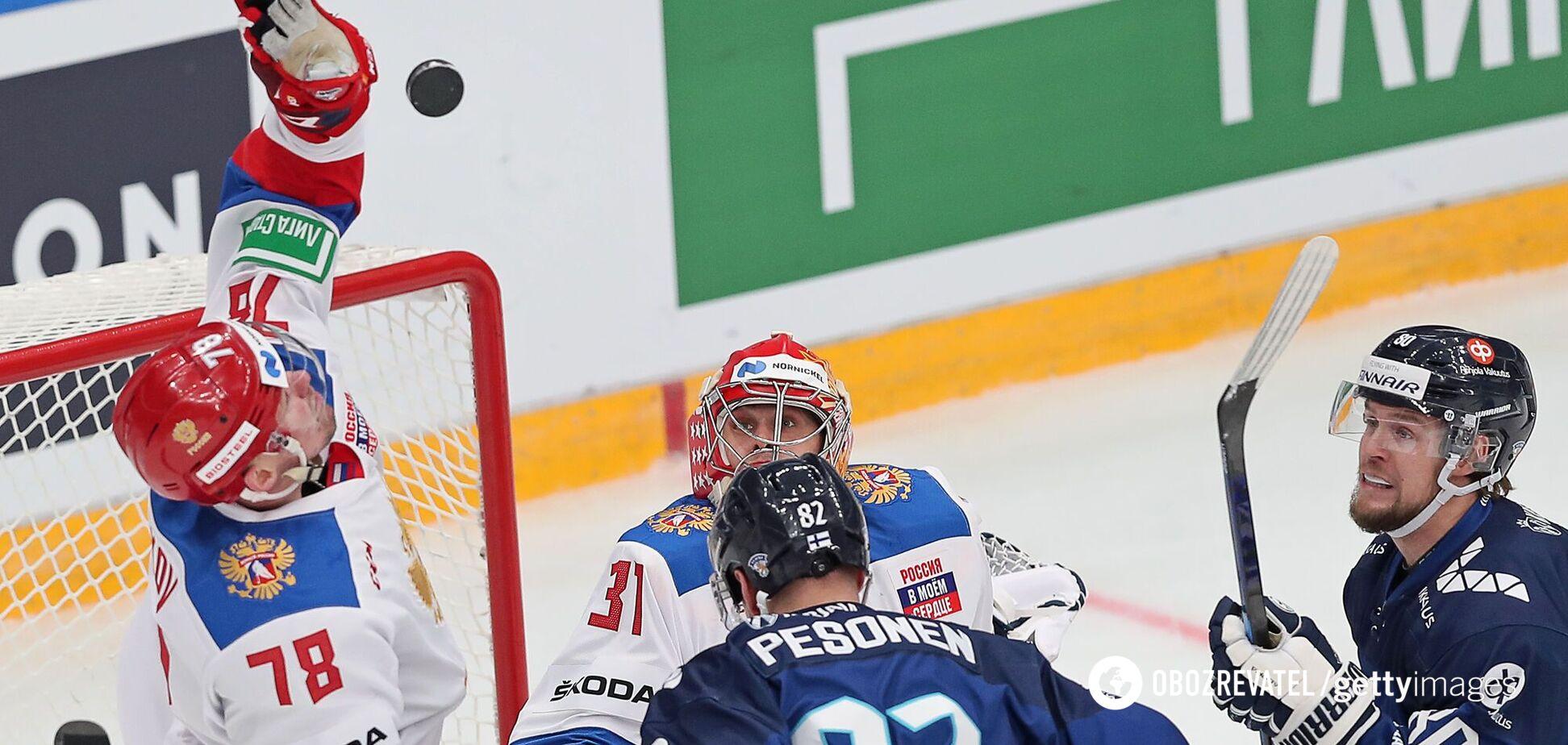 Фінляндія - Росія