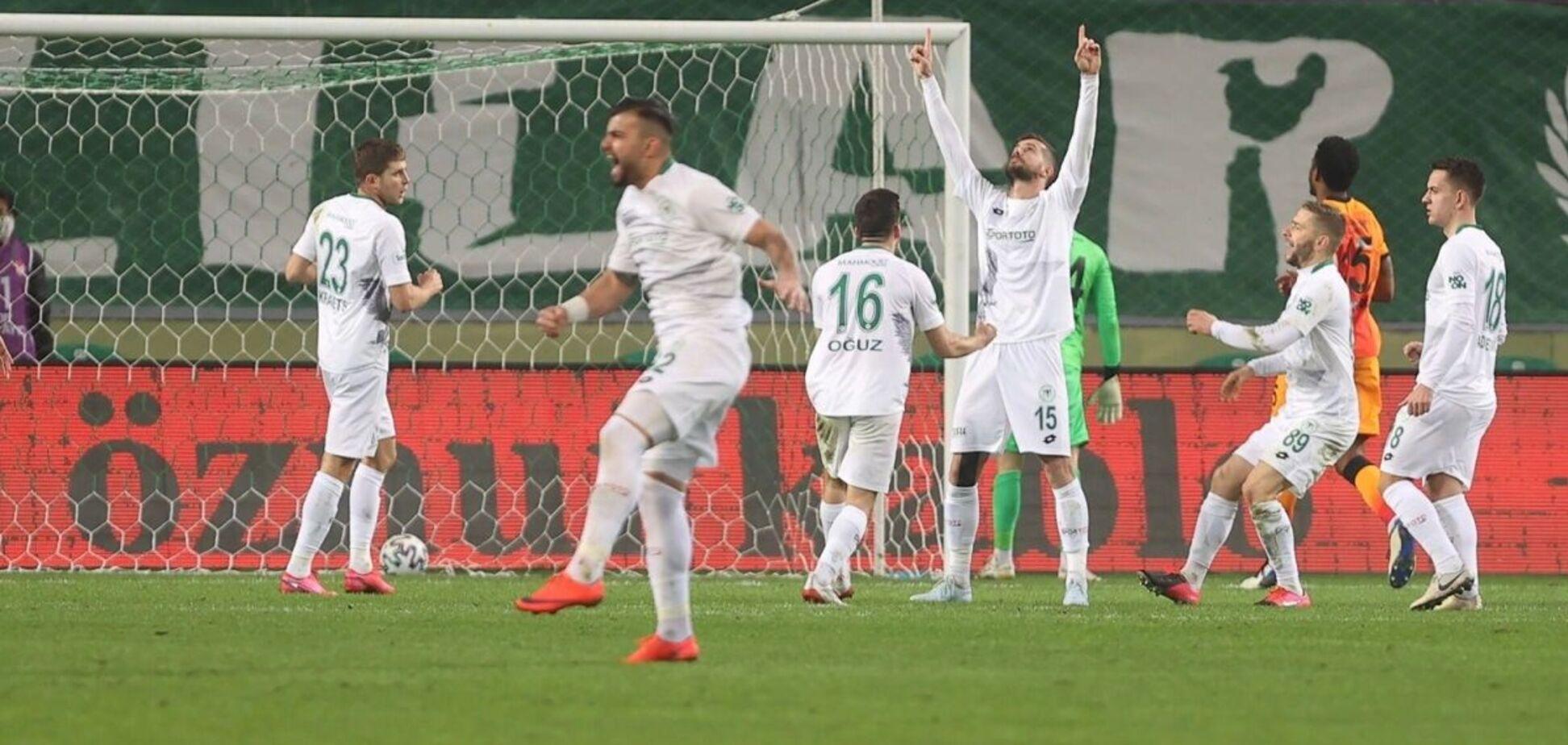 Артем Кравець забив переможний гол