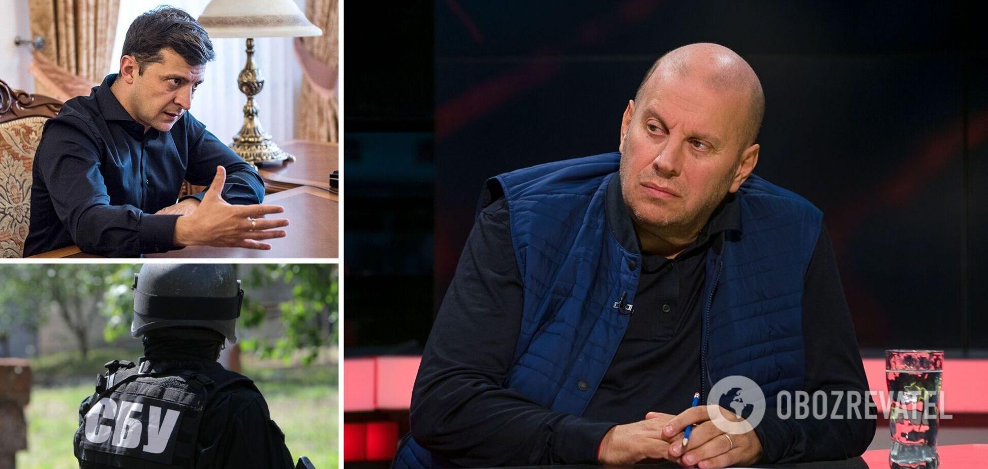 Зеленский отреагировал на заявление Бродского