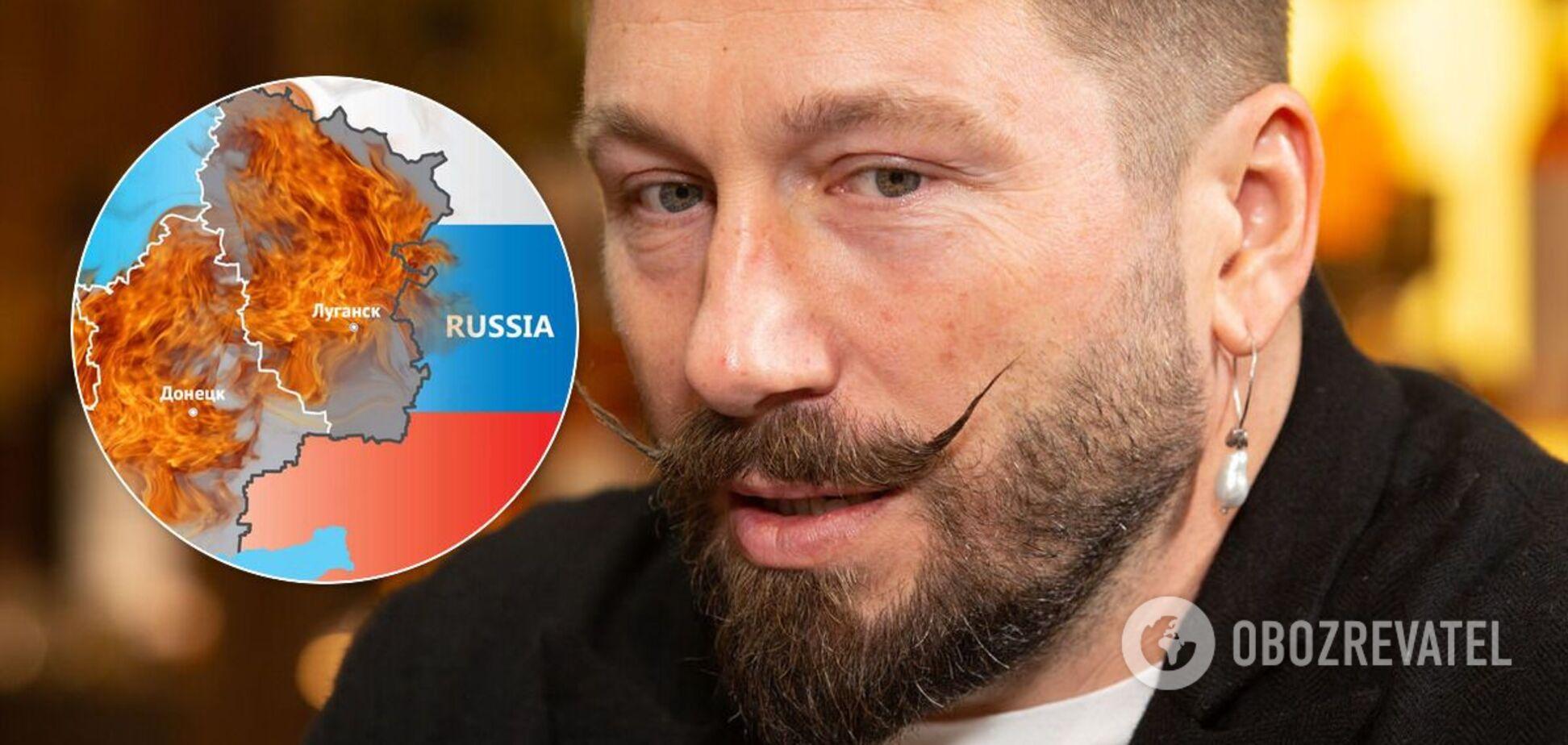 Росія може віддати Україні Донбас, але не Крим, – Чичваркін