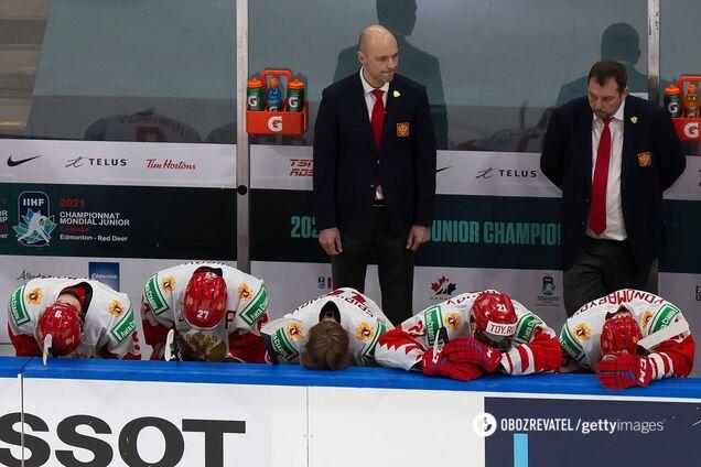 Канделакі про МЧС з хокею: Росію вміють душити