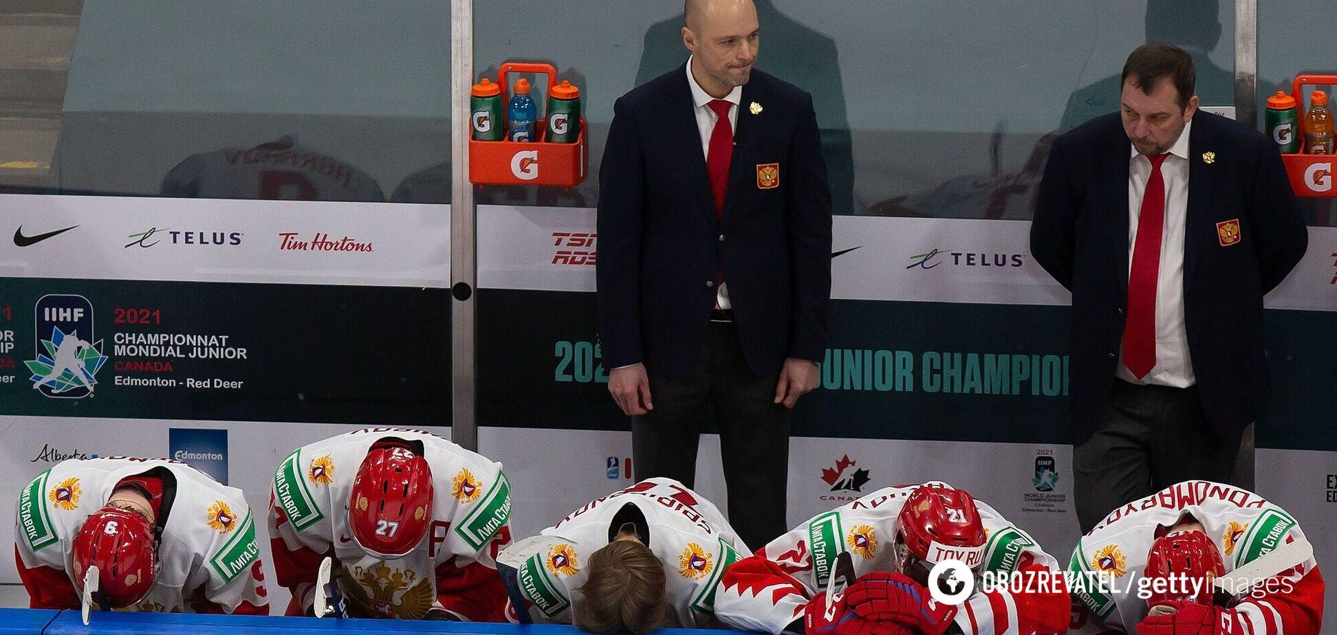 Збірна Росії з хокею