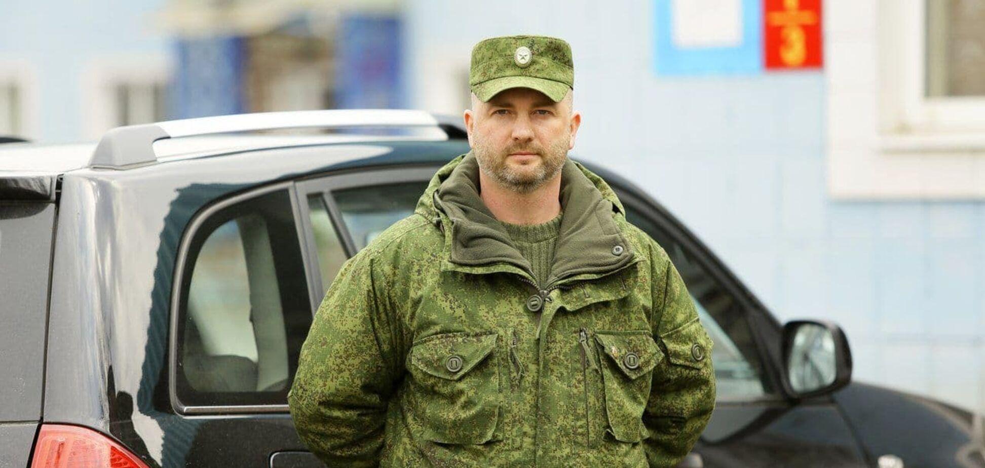 Террорист 'ЛНР' Ян Лещенко